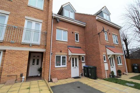 3 bedroom townhouse for sale - Bellamy Close, Coventry