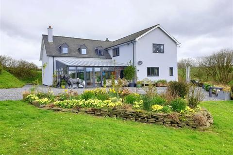 5 bedroom property with land for sale - Henllan Amgoed, Whitland, Carmarthenshire