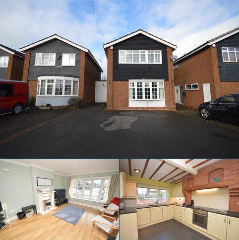 3 bedroom link detached house for sale - Elm Farm Avenue, Marston Green