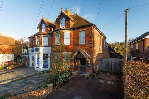 5 bedroom semi-detached house for sale - Station Road, Lyminge, Folkestone, CT18