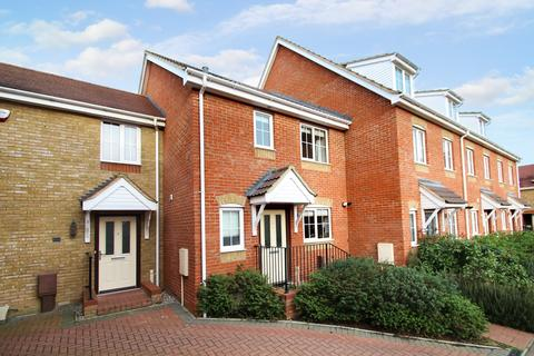 2 bedroom terraced house for sale - Chaucer Close, Stowmarket, IP14