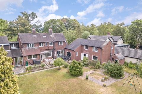 5 bedroom detached house for sale - Plumley Moor Road, Plumley