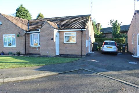 2 bedroom semi-detached bungalow for sale - Prince William Close, Coundon