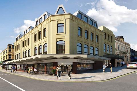 Property to rent - James Street, Leeds House,