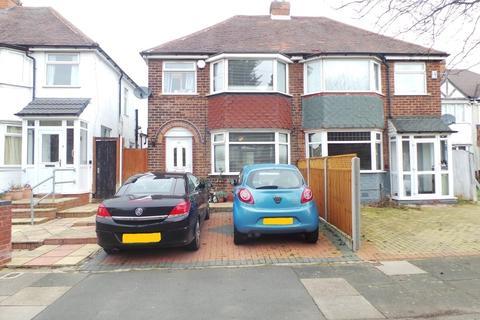 3 bedroom semi-detached house for sale - Edgemond Avenue, Birmingham