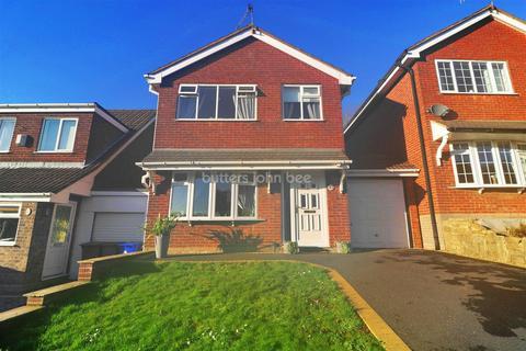 3 bedroom detached house for sale - Harrington Drive, Parkhall