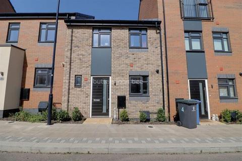 3 bedroom terraced house for sale - Norville Drive, Hanley