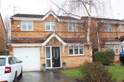 4 bedroom detached house for sale - St Josephs Close Huyton L36