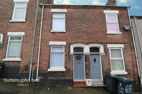 2 bedroom terraced house for sale - Stoke-On-Trent ST1 6