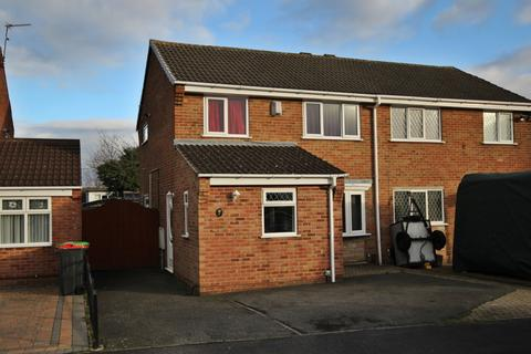 3 bedroom semi-detached house for sale - Derbyshire Drive, Westwood, Nottingham, NG16