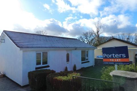 2 bedroom detached bungalow to rent - Cae Garn Heol Y Cyw Bridgend CF35 6LD