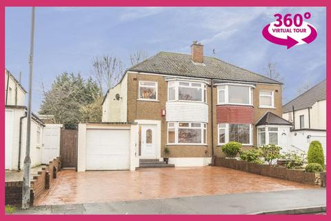 3 bedroom semi-detached house for sale - Glastonbury Terrace, Cardiff - REF# 00006036 - View 360 Tour at http://bit.ly/2TaEsRu