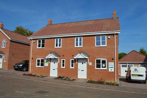 3 bedroom semi-detached house for sale - Plot 16 Meadowlands, Wrentham