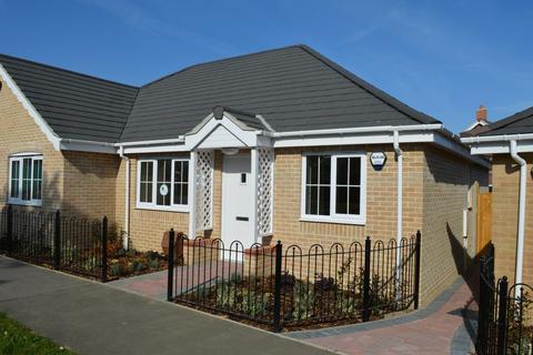2 bedroom semi-detached bungalow for sale - Plot 22 Meadowlands, Wrentham
