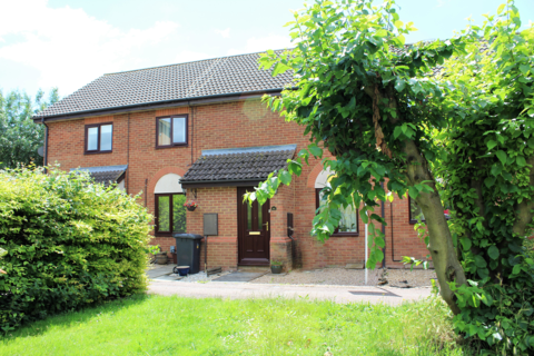2 bedroom terraced house for sale - Ramerick Gardens, Arlesey, SG15