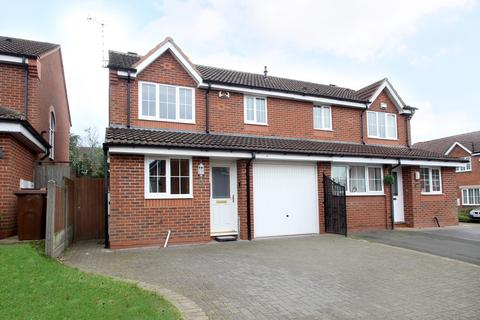 3 bedroom semi-detached house for sale - Eborne Croft, Balsall Common
