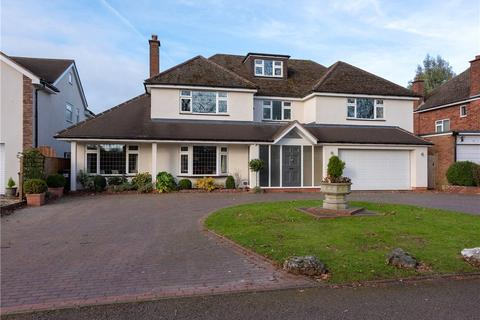 5 bedroom detached house for sale - Moor Hall Drive, Sutton Coldfield, West Midlands, B75