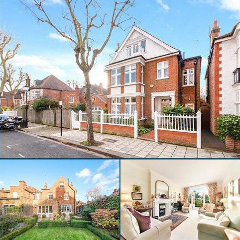 5 bedroom detached house for sale - Abinger Road, Chiswick, London, W4