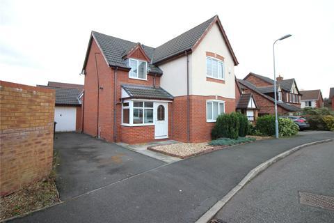 4 bedroom detached house for sale - Balmoral Way, Prescot, Merseyside, L34