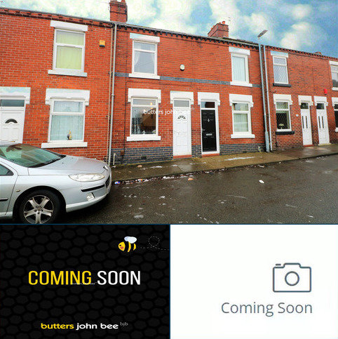 2 bedroom terraced house for sale - Brakespeare Street, Stoke-on-Trent