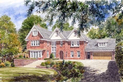 6 bedroom detached house for sale - Carrwood, Hale Barns