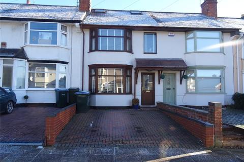 3 bedroom terraced house for sale - Coleridge Road, Poets Corner, Coventry, West Midlands, CV2