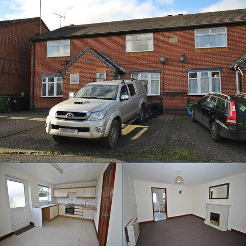 2 bedroom terraced house to rent - Parkside Close, Codnor Park, Ironville, Notts  NG16