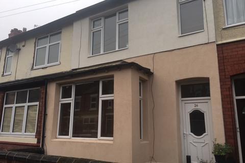 House share to rent - Fletcher Street, Warrington, Cheshire, WA4
