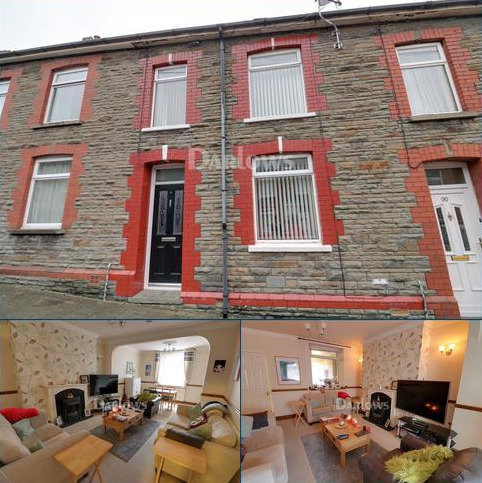 3 bedroom terraced house for sale - James Street, Trethomas