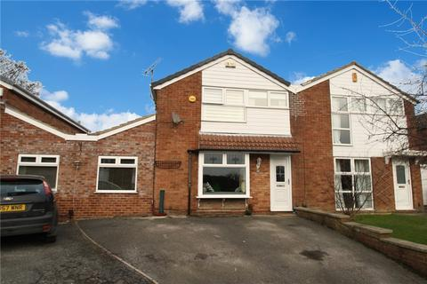 3 bedroom semi-detached house for sale - DALE PARK AVENUE, LEEDS, LS16 7PU