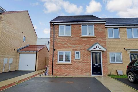 3 bedroom semi-detached house for sale - Lawson Close, Walker, Newcastle upon Tyne, Tyne and Wear, NE6 2UL