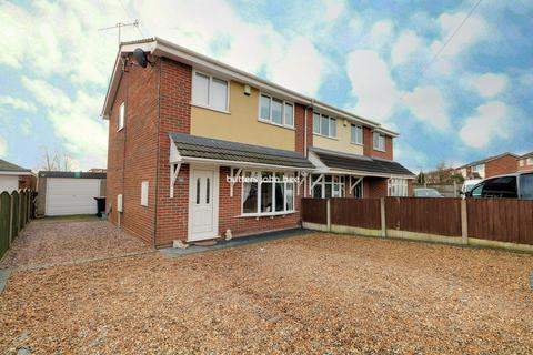3 bedroom semi-detached house for sale - Spey Drive, Stoke-On-Trent
