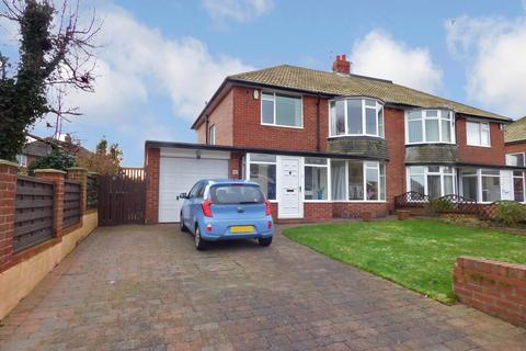 3 bedroom semi-detached house for sale - Aldenham Gardens, Tynemouth, Tyne and Wear, NE30 2NQ