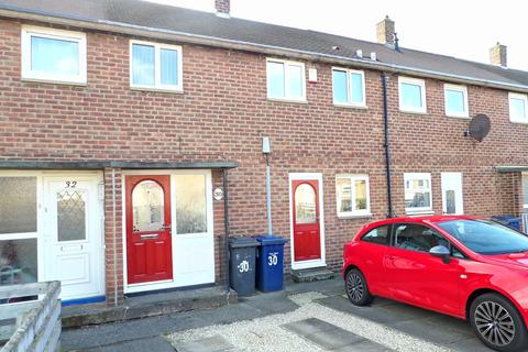 2 bedroom terraced house for sale - Melbourne Gardens, South Shields, Tyne and Wear, NE34 9DJ