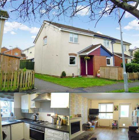 2 bedroom end of terrace house for sale - Webber Close, East Ogwell