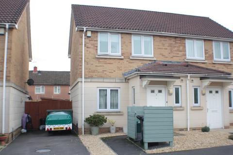 2 bedroom semi-detached house for sale - Pottery Farm Close, Hartcliffe, Bristol, BS13 0LZ
