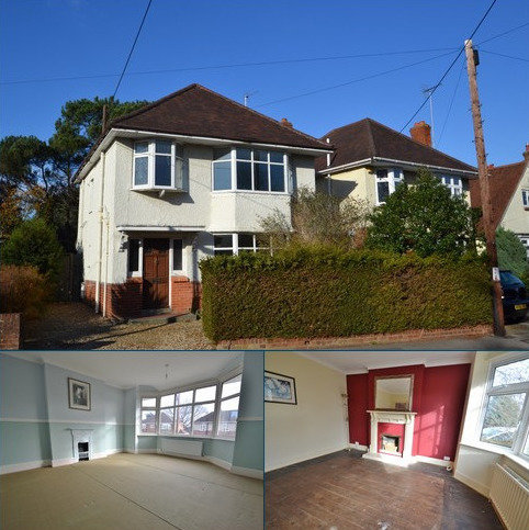 3 bedroom detached house for sale - Broadstone