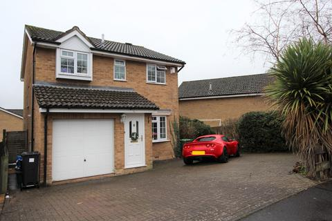 4 bedroom detached house for sale - Barnaby Close, Midsomer Norton, Radstock