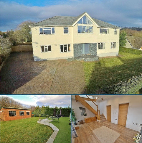 4 bedroom detached house for sale - Rudry Road, Lisvane, Cardiff
