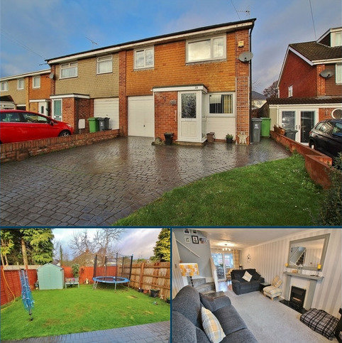 3 bedroom end of terrace house for sale - Cwm Nofydd, Rhiwbina, Cardiff