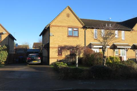 2 bedroom end of terrace house for sale - Beaune Close, Duston, Northampton, NN5