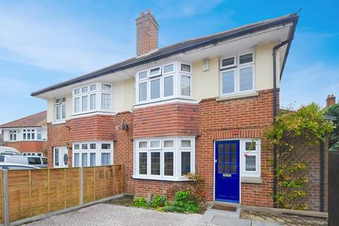 3 bedroom semi-detached house for sale - Worthington Crescent, Whitecliff, Poole