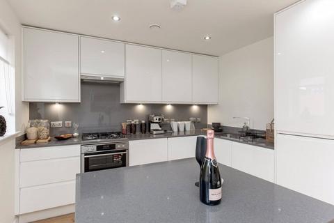 3 bedroom terraced house for sale - Plot 105, Urban Eden, Albion Road, Edinburgh, Midlothian