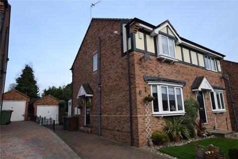 3 bedroom semi-detached house for sale - Woodside Avenue, Meanwood, Leeds, West Yorkshire