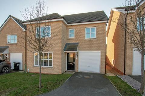 4 bedroom detached house to rent - Banks Crescent, Stamford