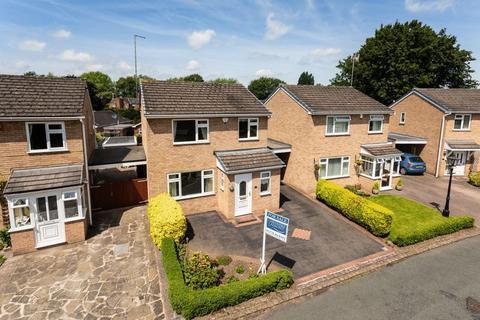 3 bedroom detached house for sale - Birchwood Drive, Nantwich
