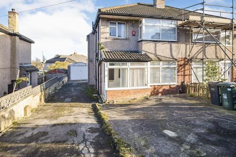 3 bedroom semi-detached house for sale - Brantwood Close, Bradford