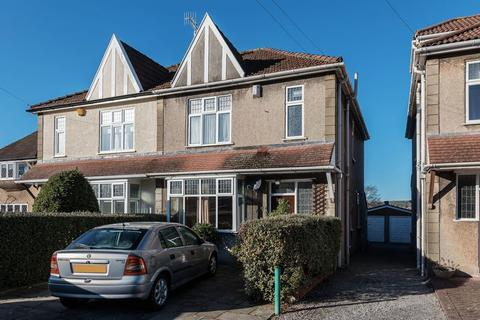 4 bedroom semi-detached house for sale - Abbey Road, Bristol