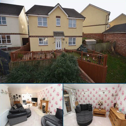 4 bedroom detached house to rent - Grampian Close, Paignton