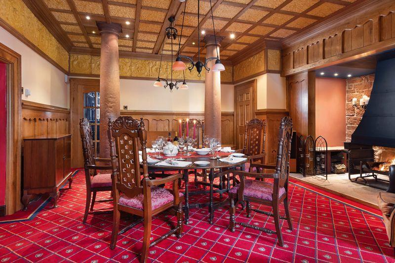Dining Hall, Dufton